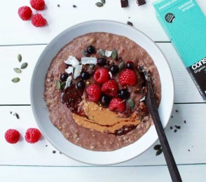 Fruits and Routes Cacao Porridge