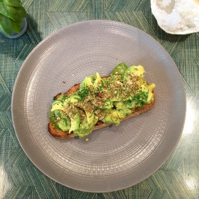 A Nourishing Review: Avocado Toast Around London