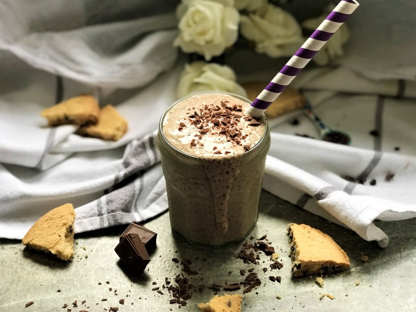 Cookie Dough Smoothie