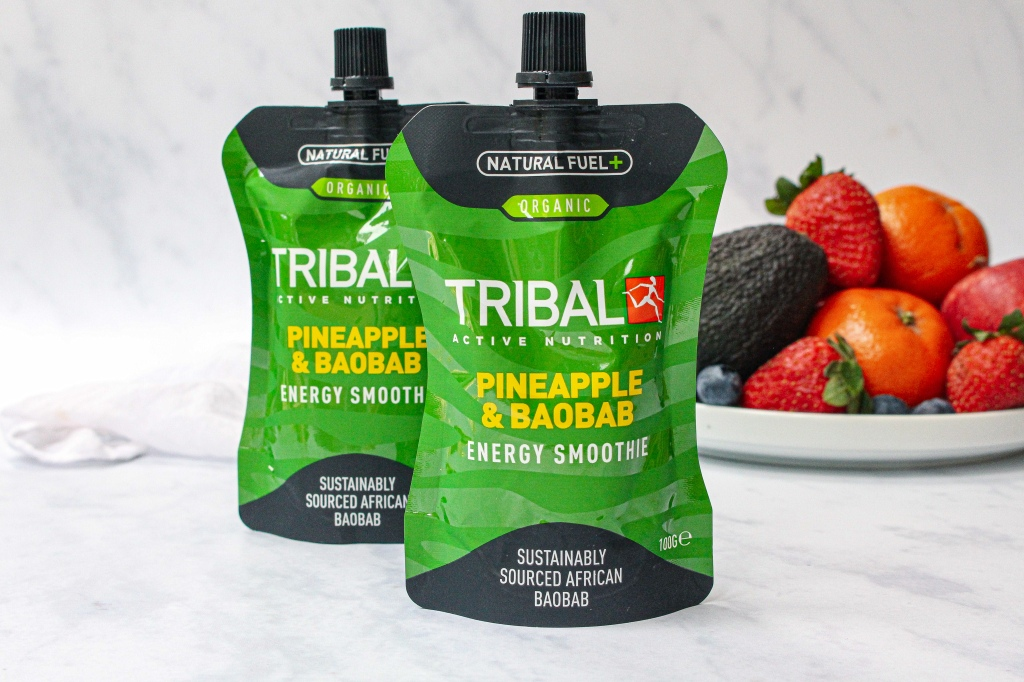 Tribal Smoothies Pineapple and Baobab