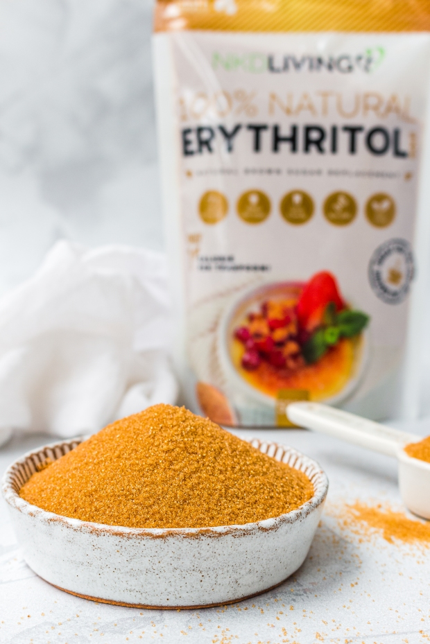NKD Living Erythritol Gold