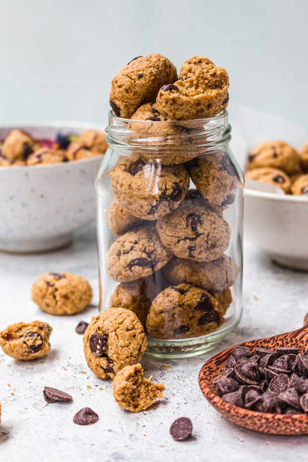 Tahini Chocolate Chip Cookie Crisp Cereal